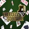 Freecell Solitaire (XSX) game cover art