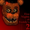 Five Nights at Freddy's 2 (XSX) game cover art