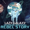 Lazy Galaxy: Rebel Story (XSX) game cover art