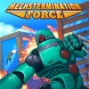 Mechstermination Force (XSX) game cover art