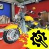 Motorcycle Mechanic Simulator (XSX) game cover art
