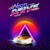 Neon Drive (XSX) game cover art
