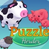 Puzzle Herder (XSX) game cover art