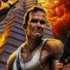 Die Hard Arcade (Saturn) artwork